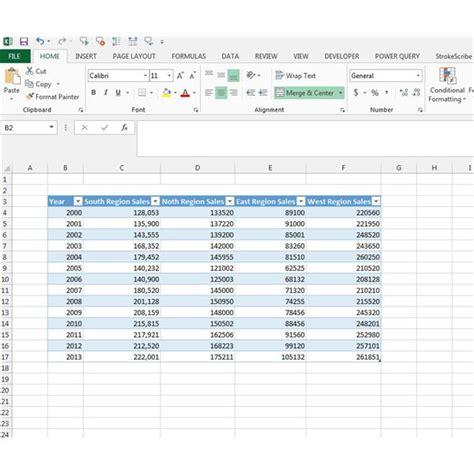 excel tutorial how to graph how to make a line graph in excel step by step tutorial