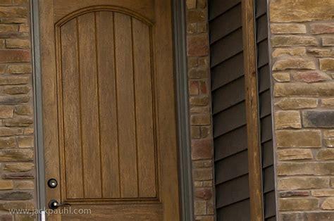 Staining Fiberglass Doors by Staining Fiberglass Doors Flickr Photo