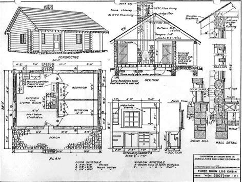 small cabin blueprints log cabin blueprints small cabin blueprints cabin blue