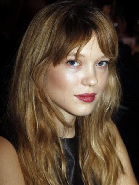 lea seydoux long hair lea seydoux long hair 28 images l 233 a seydoux beauty