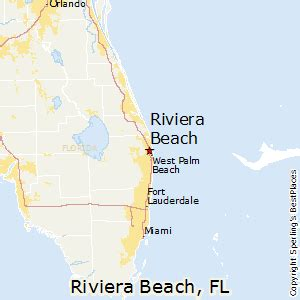 best places to live in riviera florida