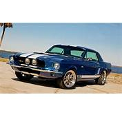 1967 Ford Mustang  Started As A Tribute Shelby Ended