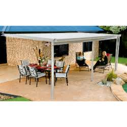 absco patio cover awning 3m x 6m zincalume cheap sheds