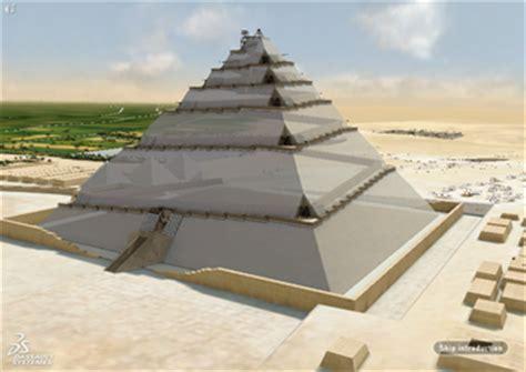 interno di una piramide svelati finalmente i segreti della piramide di cheope