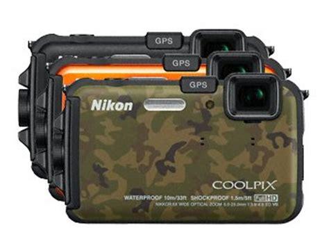 Kamera Nikon Coolpix Aw100 nikon coolpix aw100 die neue outdoor kamera nikon