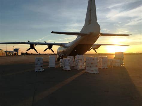 acs arranges charter flights to haiti following hurricane matthew air cargo week