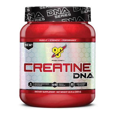 Rna Power 2 5g bsn creatine dna 60 servings creatine monohydrate