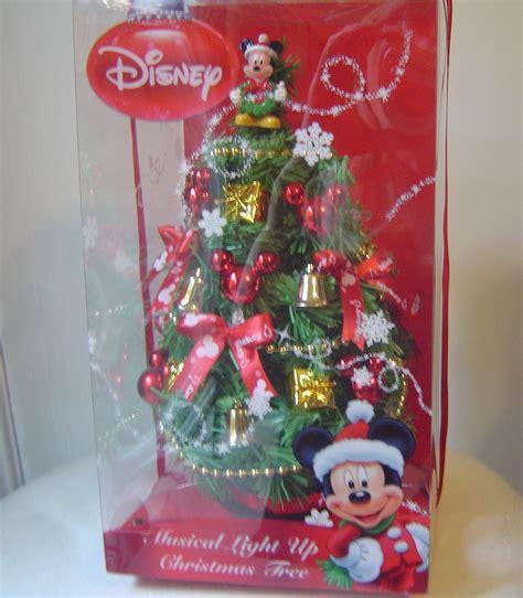 mickey lights up christmas disney mickey mouse light up musical christmas tree