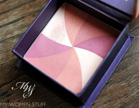 Benefit Hervana Box O Powder Blush review swatches benefit cosmetics hervana blush box o