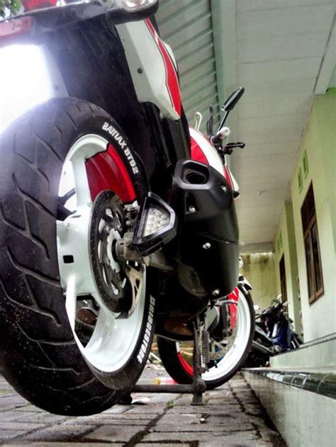 motor sport foto modif yamaha byson  keren laki