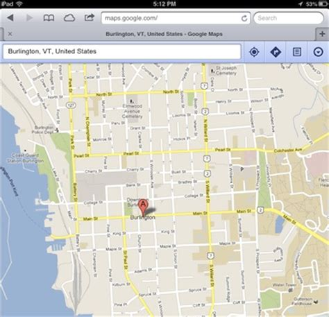 Maps Search For Address Maps For The Smart Guide