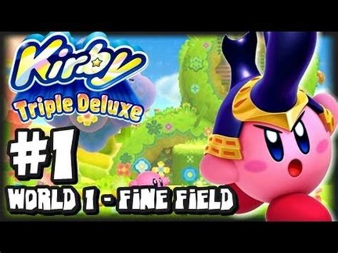 Kaset Kirby Deluxe 3ds Kirby 3d Working Title Walkthrough By Cobanermani456 Walkthroughs