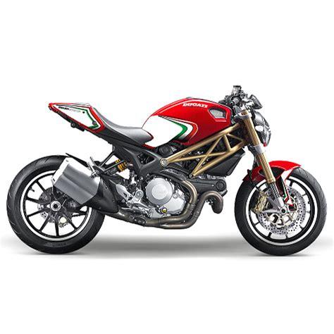 Monster Aufkleber Set Kawasaki by Motorradaufkleber Bikedekore Wheelskinzz Ducati