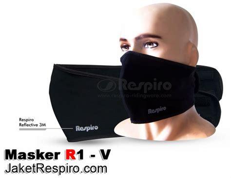 masker biker masker sangat penting bagi biker dan