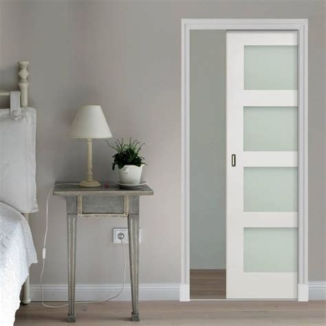 pocket door with frosted glass 25 best ideas about frosted glass interior doors on