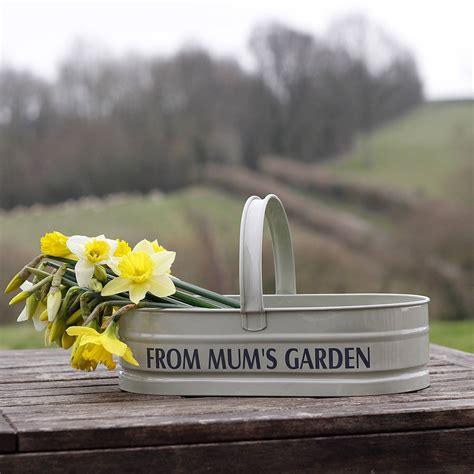 personalised garden trug by jonny s sister