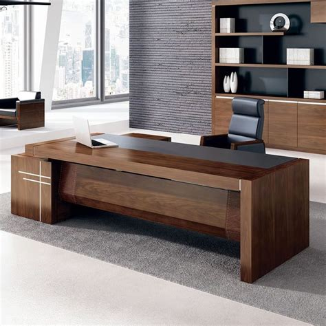 2017 sale luxury executive office desk wooden office