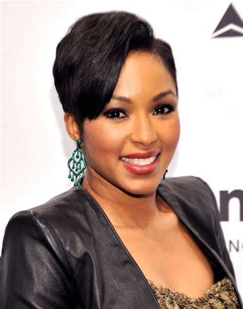 african american short bob hairstyles back of head 50 african american short black hairstyles haircuts for