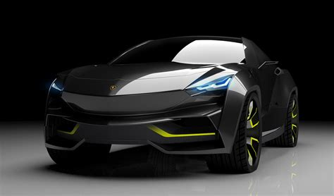 lamborghini made what if lamborghini made a tesla model x rival