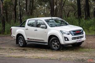 Isuzu Dmac 2017 Isuzu D Max X Runner Review Performancedrive