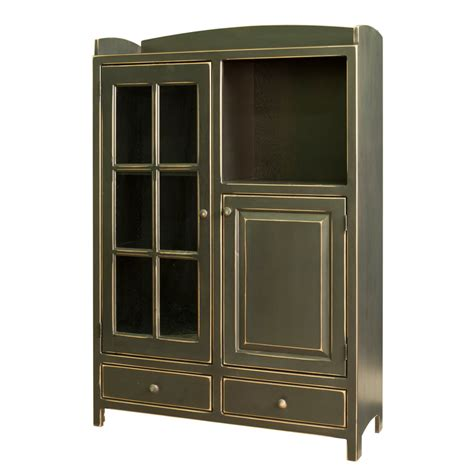 Riegsecker Cabinets by Pottery Pantry Amish Primitive Pine Amish Furniture