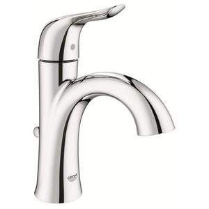 Grohe G23401000 Agira Single Hole Bathroom Faucet Chrome