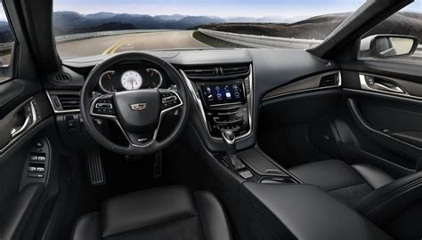 Cadillac Cts Interior by 2017 Cadillac Cts Release Date Redesign And Pictures