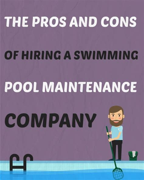 the pros and cons of hiring a pool maintenance company swimming swimming pool maintenance and