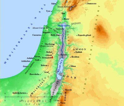 bethany jerusalem map jesus in jerusalem