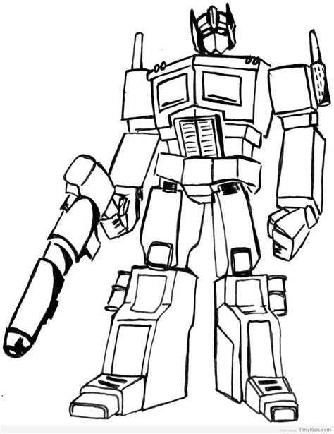 Transformers 5 Coloring Pages by Pin On Colorings