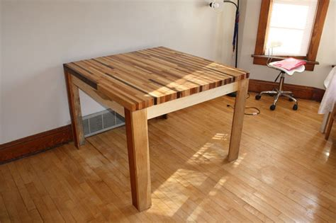 build a kitchen table how to build a kitchen table