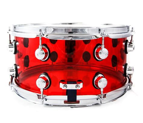 Lilin Pohon Natal Special Edition 13 quot x 6 5 quot natal arcadia snare drum in acrylic