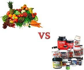 supplement vs suppliment supplements vs whole foods food nutrition