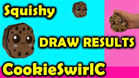 c squishy shopkin cookie swirl c squishy giveaway results