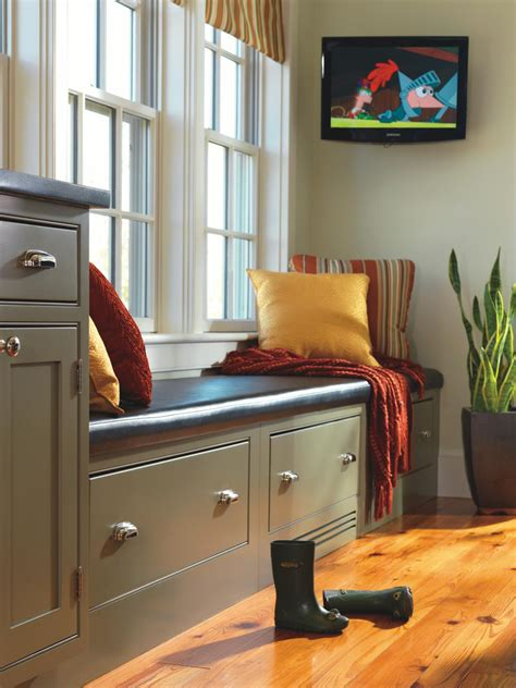 Mudroom Cabinet Choose Durable Mudroom Materials Hgtv