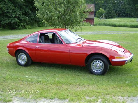 1971 Opel Gt For Sale by 1971 Opel Gt For Summer German Cars For Sale