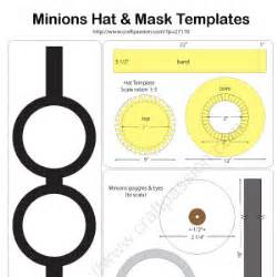 Alfa img showing gt minion printable mask