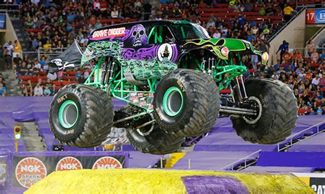 monster truck jam detroit monster jam at ford field in detroit metro parent