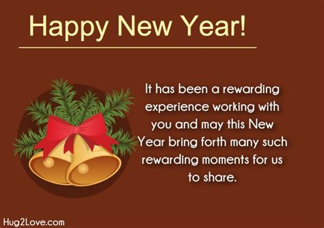 new year business ecard 30 best new year 2018 wishes for clients customers