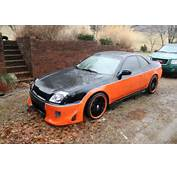 TN FS Or Trade 1997 Honda Prelude Custom Paint Tennessee  Tech