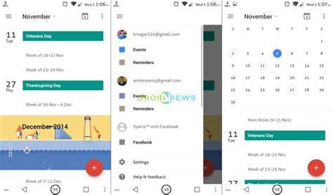 material design calendar html google calendar gets complete overhaul with material