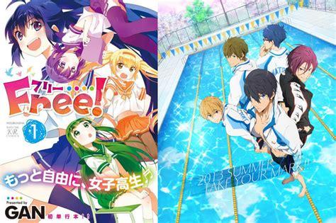 anime baru 4 koma manga quot free quot tidak berhubungan dengan anime baru