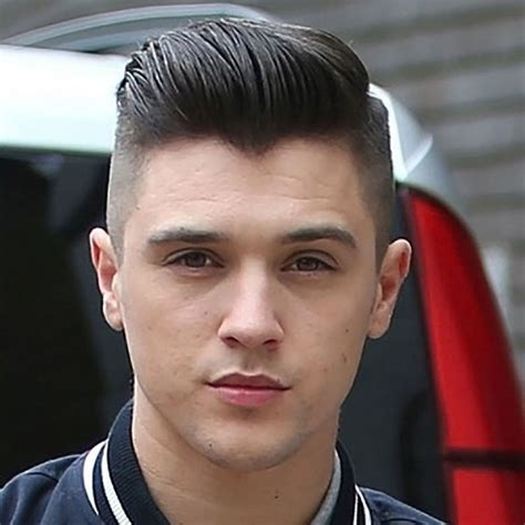 pompadour haircut mens 53 inspirational pompadour haircuts with images men s