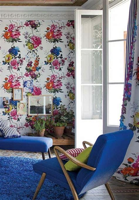 teppich schwedisches design blauer teppich wohnzimmer