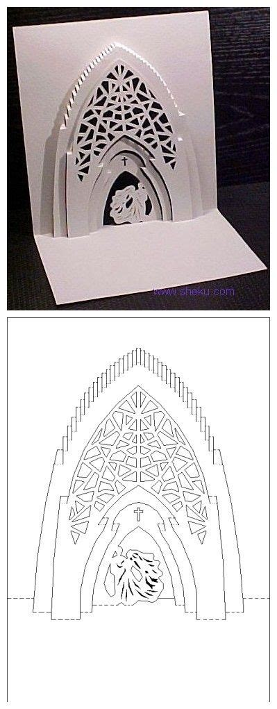 pop up card hill with templates 25 best ideas about pop up card templates on