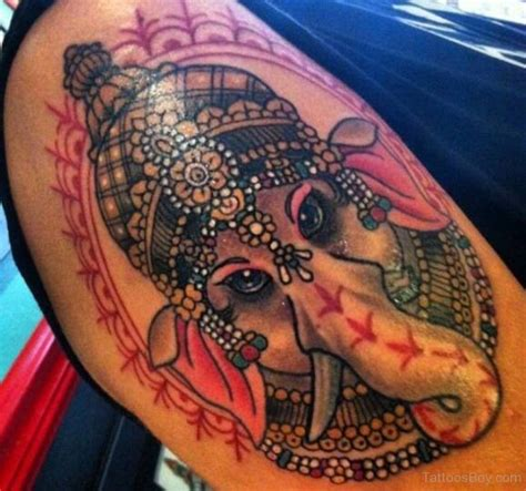 indian god tattoo designs ganesha tattoos designs pictures page 8