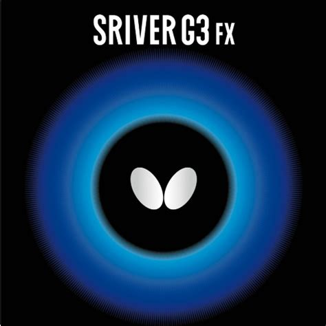 Butterfly Sriver Fx butterfly sriver g3 fx table tennis rubber butterfly