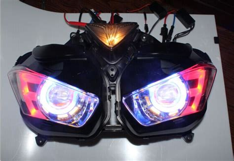Lu Projector Yamaha R25 yamaha yzf r25 r3 motorcycle hid headlight l with