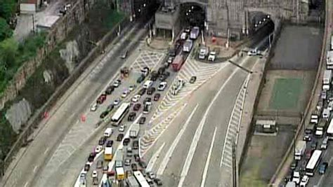 lincoln tunnel traffic report live breaking news on lincoln tunnel weehawken nj