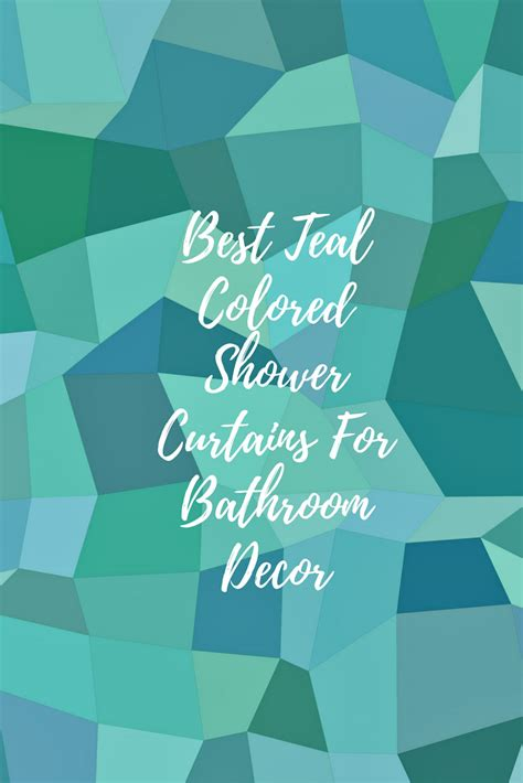 teal colored shower curtains teal color shower curtains for teal color theme bathroom
